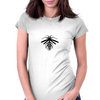 Wasp Womens Fitted T-Shirt