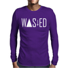 Wasted Mens Long Sleeve T-Shirt