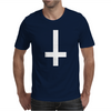WASTED YOUTH INVERTED Cross INDIE Geek SWAG Funny Mens T-Shirt