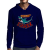 Watch out for shark Mens Hoodie