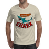 Watch out for shark Mens T-Shirt