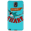 Watch out for shark Phone Case