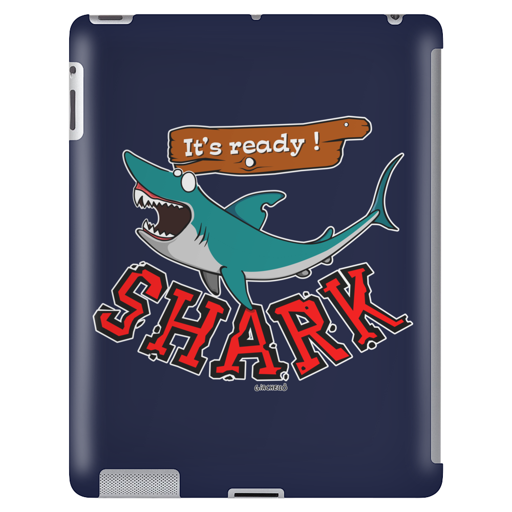 Watch out for shark Tablet (vertical)