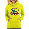 Watch out for shark Womens Hoodie