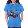 Watch out for shark Womens Polo