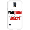 Watching YouTube Phone Case