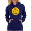 Watchmen Comedian Rorschach Comic Adult Movie Womens Hoodie