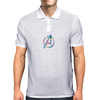 Watercolor Avengers 2 Mens Polo