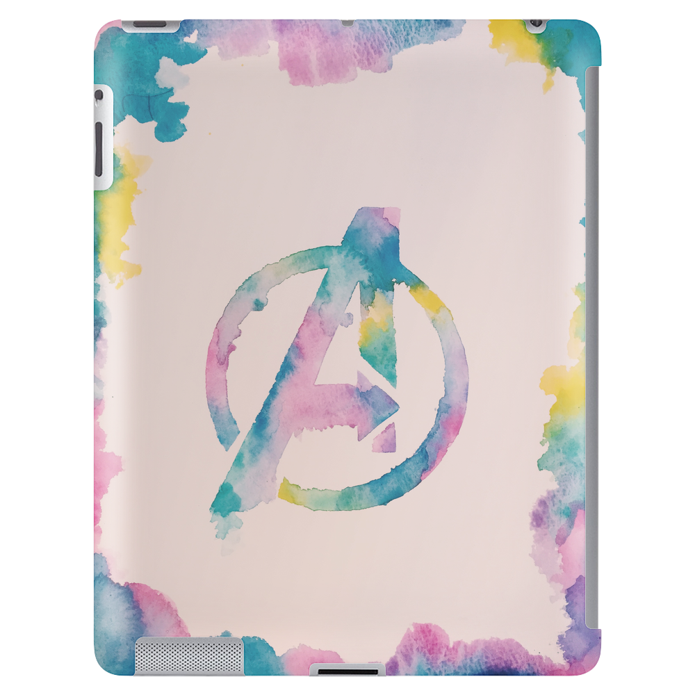 Watercolor Avengers Tablet (vertical)