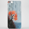 Waterfall with Birds Phone Case