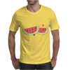 Watermelon pattern Mens T-Shirt