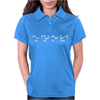 Waveforms Womens Polo