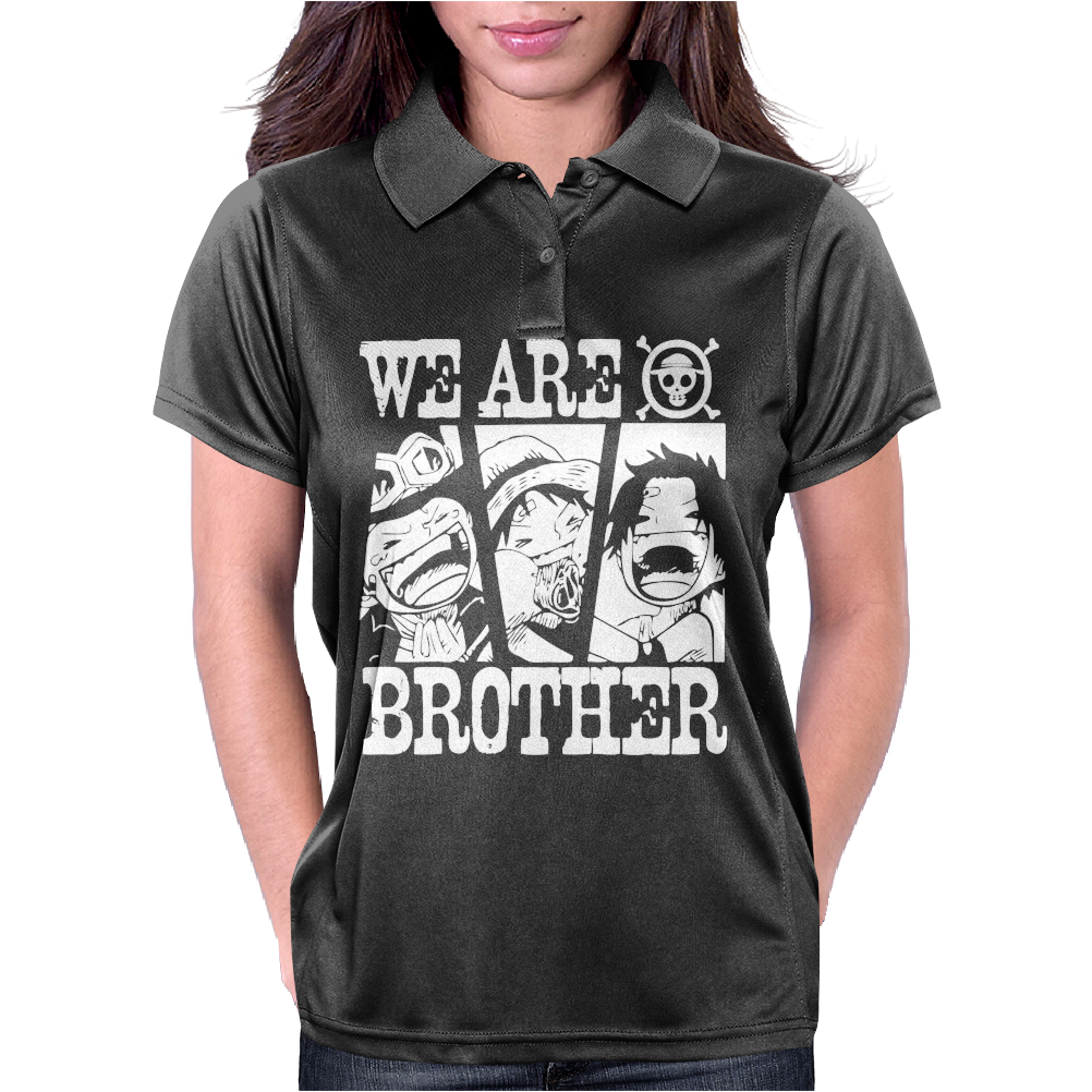 We are brother Womens Polo