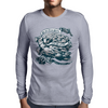 We are from Philly and we Fight. Mens Long Sleeve T-Shirt