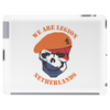 We are legion Netherlands Tablet (horizontal)