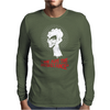 We Are The Resistance Mens Long Sleeve T-Shirt