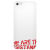 We Are The Resistance Phone Case