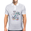 We Looking for the talismans Watercolor Mens Polo