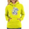 We Looking for the talismans Watercolor Womens Hoodie