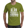 We want Alan Trammell in the Hall of Fame Mens T-Shirt
