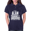 We want Alan Trammell in the Hall of Fame Womens Polo