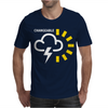Weather Forecast Symbol Mens T-Shirt