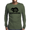 Webhamster Vintage Mens Long Sleeve T-Shirt