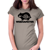 Webhamster Vintage Womens Fitted T-Shirt