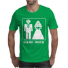 Wedding Funny GAME OVER Mens T-Shirt