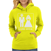 Wedding Funny GAME OVER Womens Hoodie