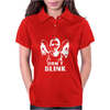 WEEPING ANGEL - WHO - DON'T BLINK - DR - CULT TV Womens Polo