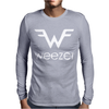 WEEZER new Mens Long Sleeve T-Shirt