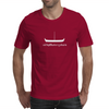 WeHadNoHorns - Viking ship Gokstad Mens T-Shirt