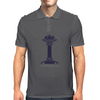 WeHadNoHorns - Viking sword Mens Polo