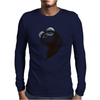 Weird Mens Long Sleeve T-Shirt