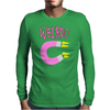 Weirdo Magnet Mens Long Sleeve T-Shirt