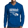 Welcome Back To Detroit Mens Hoodie