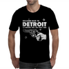 Welcome Back To Detroit Mens T-Shirt
