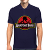 Welcome, to Anatomy Park Mens Polo