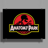 Welcome, to Anatomy Park Poster Print (Landscape)
