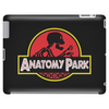 Welcome, to Anatomy Park Tablet (horizontal)