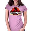 Welcome, to Anatomy Park Womens Fitted T-Shirt