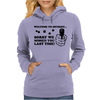 Welcome to Detroit sorry we missed you Womens Hoodie