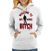 WELCOME TO MY WORLD Womens Hoodie