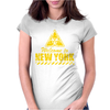 Welcome to New York Womens Fitted T-Shirt