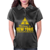 Welcome to New York Womens Polo