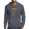Welcome to the Future SilhouetteHistory Mens Hoodie