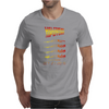 Welcome to the Future SilhouetteHistory Mens T-Shirt