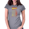 Welcome to the Future SilhouetteHistory Womens Fitted T-Shirt