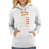 Welcome to the Future SilhouetteHistory Womens Hoodie